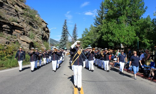 BAF on Parade